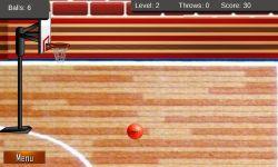 Basketball Reds screenshot 2/6
