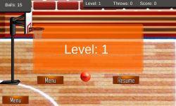 Basketball Reds screenshot 3/6