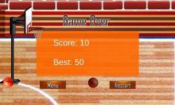 Basketball Reds screenshot 6/6