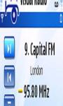 NOKIA VISUAL RADIO APP screenshot 2/6