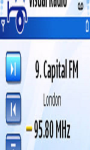 NOKIA VISUAL RADIO APP screenshot 6/6