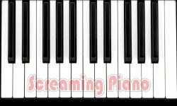 Screaming Piano HD screenshot 1/3