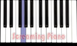 Screaming Piano HD screenshot 2/3