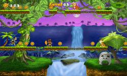 Run Boy: Jungle Adventures screenshot 1/3