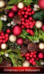 Free Christmas Live Wallpapers screenshot 1/6