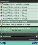 VITO AudioNotes for Nokia Series 60 screenshot 1/1