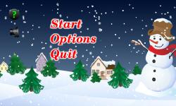 Christmas Mahjong screenshot 1/5