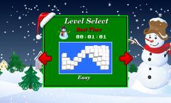Christmas Mahjong screenshot 2/5