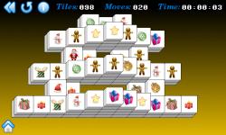Christmas Mahjong screenshot 4/5