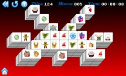Christmas Mahjong screenshot 5/5