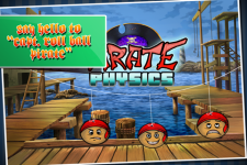 PiratePhysics screenshot 1/5