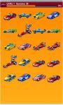 Racing Cars Memory Game Free screenshot 4/4