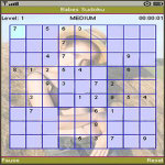 Babes Sudoku Free screenshot 2/3