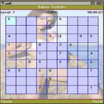 Babes Sudoku Free screenshot 3/3
