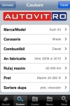 Autovit screenshot 1/1