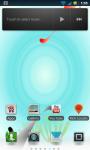 Koi Fish Yin Yang Live Wallpaper screenshot 2/3
