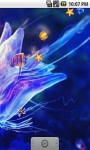 Cool JellyFish Live Wallpaper screenshot 3/5