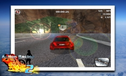 Action Racing 3D Lite 2 FREE screenshot 1/1
