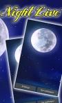 Moon at Night Live Wallpaperfree screenshot 2/3