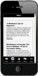 Free Meditation Guide screenshot 2/3