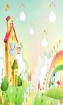 Cartoon Rainbow Live Wallpaper Free screenshot 3/4