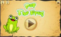 Pop The Cute Frog  screenshot 4/6