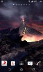 Volcano 3D Live Wallpaper  screenshot 4/4