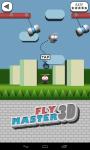Fly Master 3D screenshot 2/3