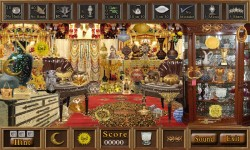 Free Hidden Object Games - Old Store screenshot 3/4