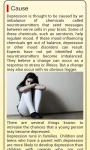 Teen Depression Advice screenshot 2/3