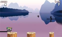 Pho Jump - Vietnamese Stick Hero Cross River screenshot 2/3