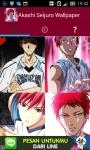 Kuroko no Basuke Akashi Seijuro Anime Wallpapers screenshot 2/6