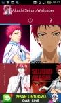 Kuroko no Basuke Akashi Seijuro Anime Wallpapers screenshot 3/6