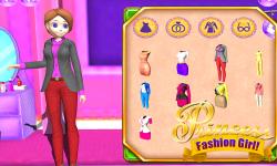 Princess Fashion Girl screenshot 2/6
