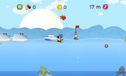 Jumping Fish: Catch The Pearl screenshot 1/4