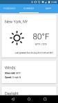 Nimbus Weather screenshot 1/4