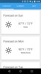 Nimbus Weather screenshot 2/4