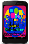 Learn Networking Interview Q A screenshot 1/3
