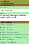 Learn Networking Interview Q A screenshot 2/3