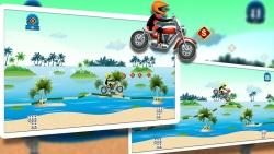 Beach Power:The Motorbike Race screenshot 3/6