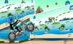 Beach Power:The Motorbike Race screenshot 4/6