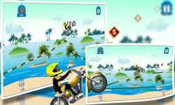 Beach Power:The Motorbike Race screenshot 5/6