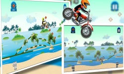 Beach Power:The Motorbike Race screenshot 6/6