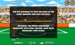Krazy kicks screenshot 4/6