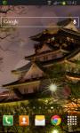 Night Japan Live Wallpaper screenshot 2/2
