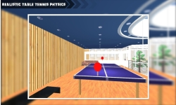 Ping Pong tabel tennis 3D screenshot 4/5