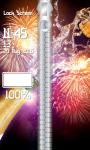 Fireworks Zipper Lock Screen Top screenshot 4/6