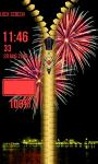 Fireworks Zipper Lock Screen Top screenshot 5/6