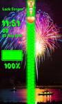 Fireworks Zipper Lock Screen Top screenshot 6/6