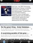 TED screenshot 1/1